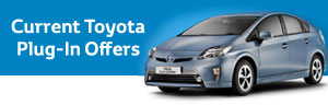 The New Toyota Prius Plug-In from only £359 per month